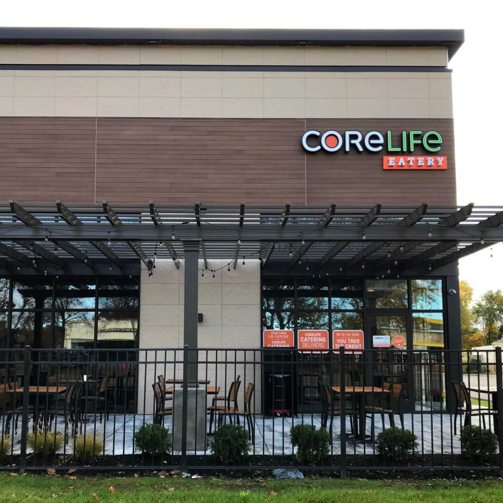 CoreLife Eatery in Colonie, NY