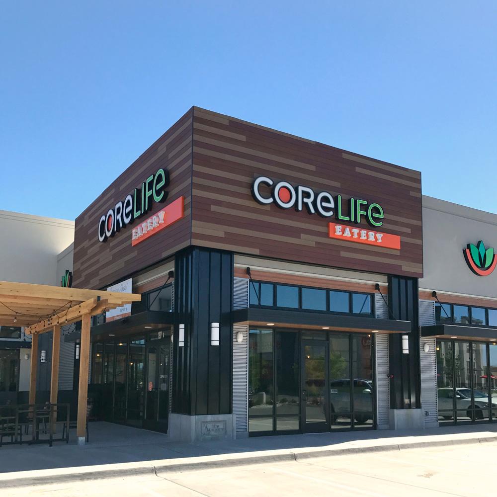 CoreLife Eatery American Fork, UT Storefront