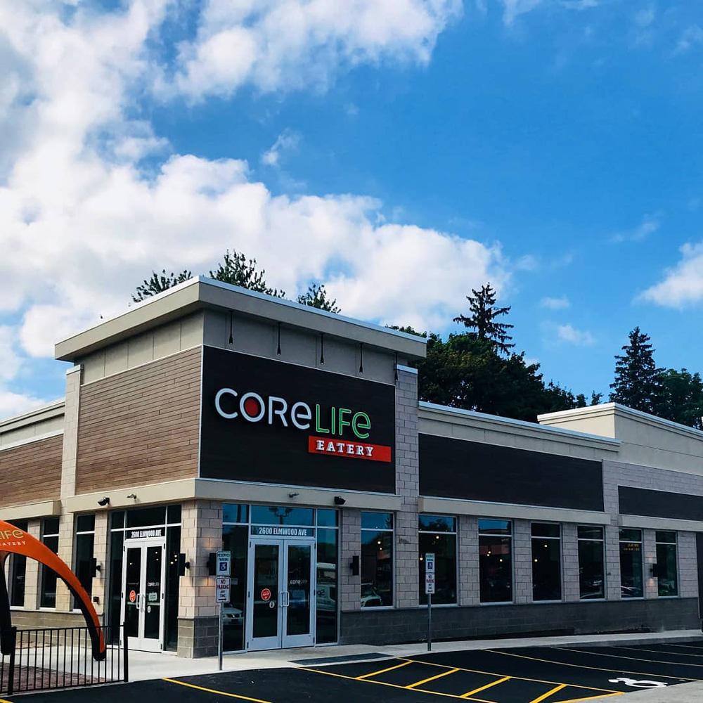 CoreLife Eatery Brighton, NY Storefront