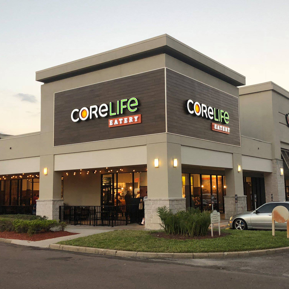 CoreLife Eatery Tampa, FL (Carrollwood) Storefront