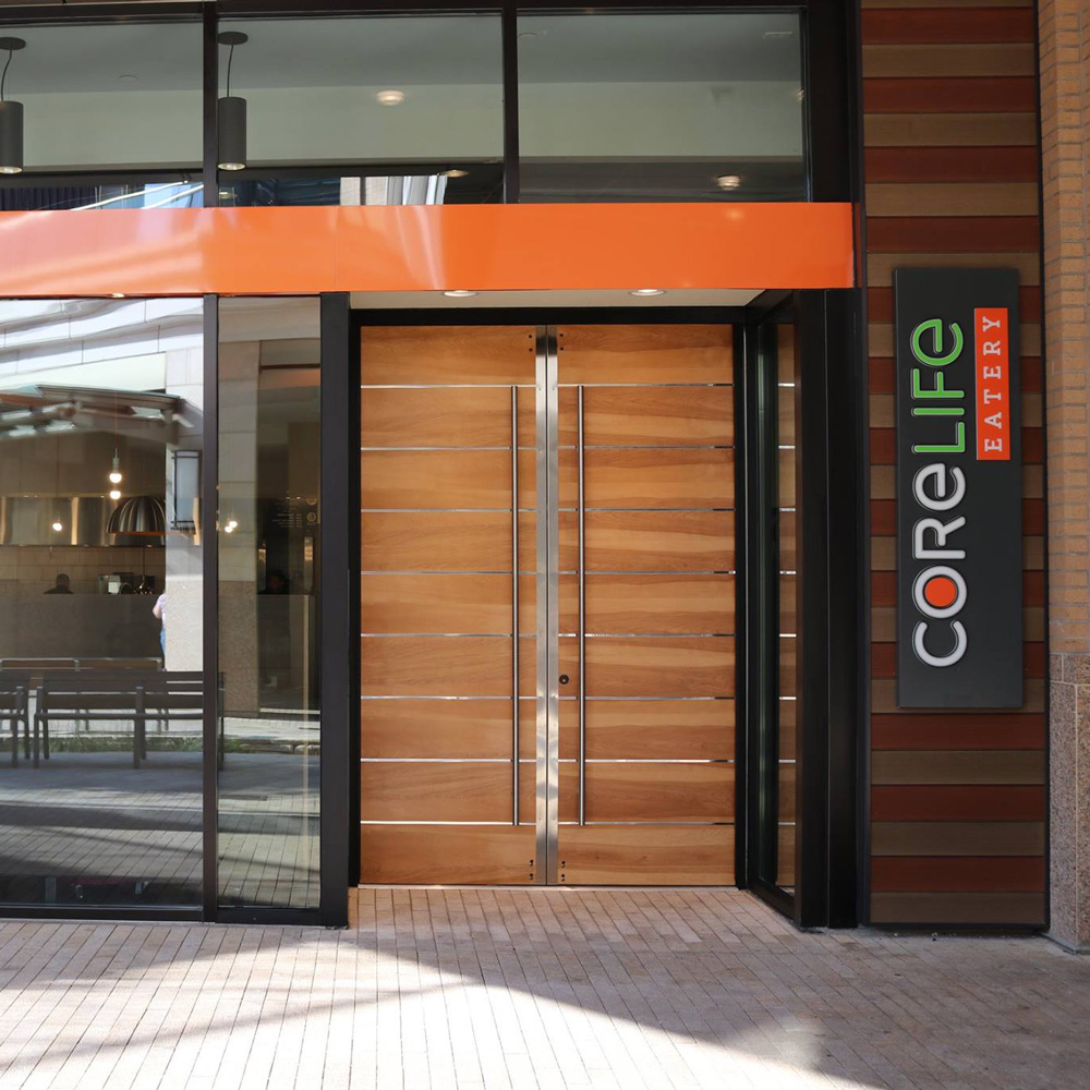 CoreLife Eatery Salt Lake City, UT (City Creek Center) Storefront