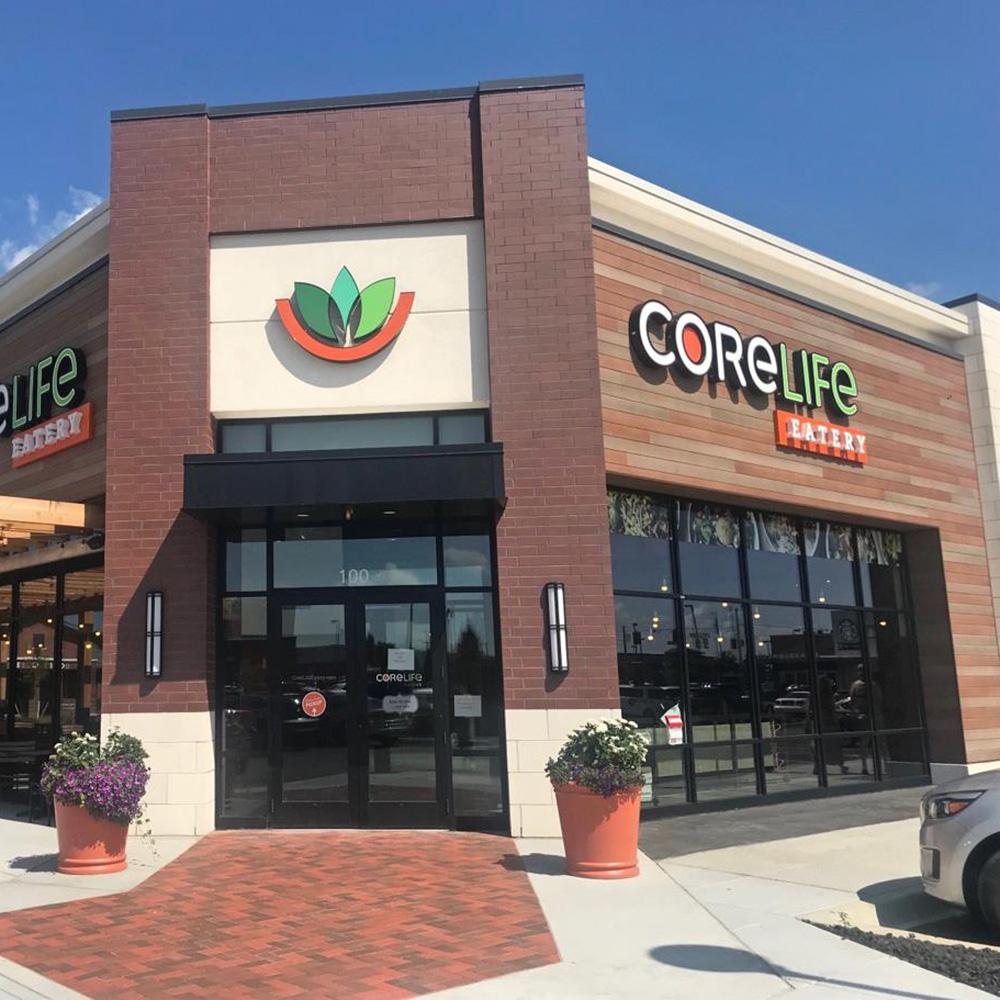 CoreLife Eatery Clarksville, IN Storefront
