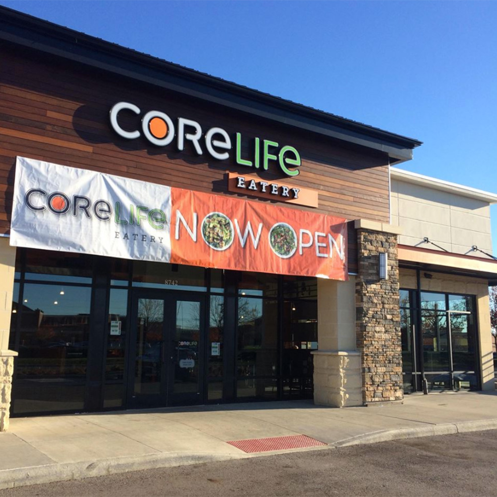 CoreLife Eatery Columbus, OH (Polaris Town Center) Storefront