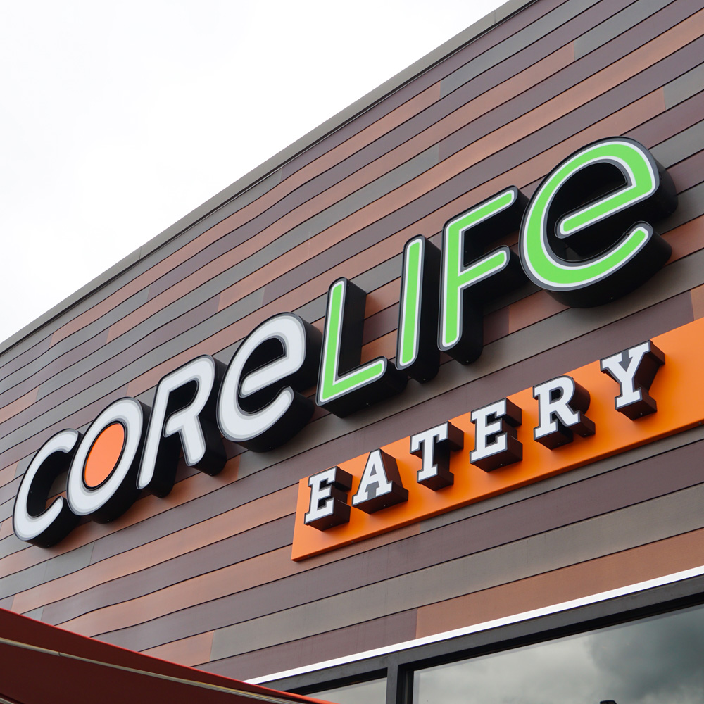 CoreLife Eatery Coming Soon