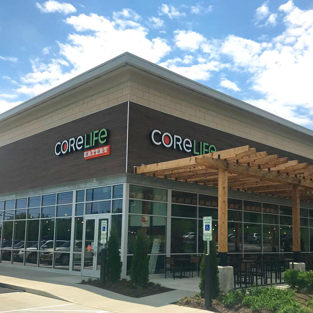 CoreLife Eatery Fairlawn, OH Storefront