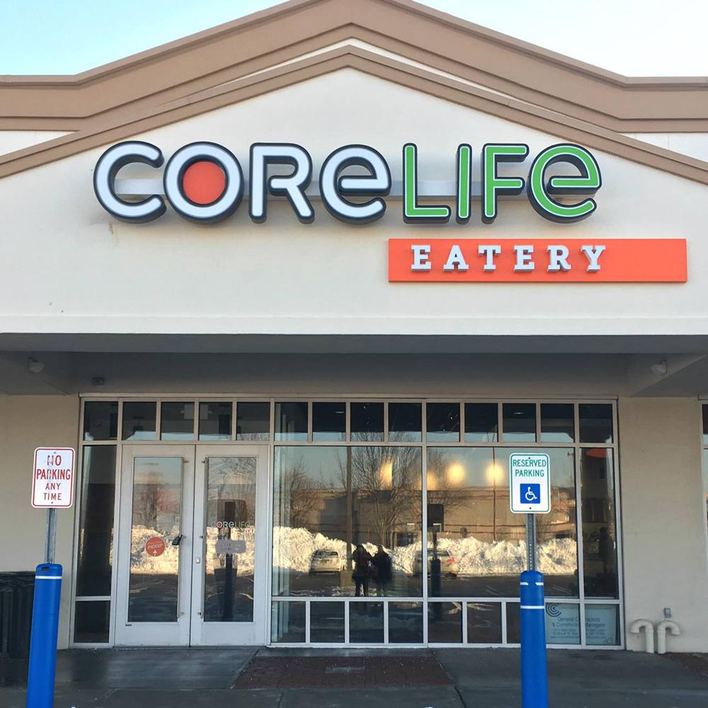 CoreLife Eatery Farmingdale, NY Storefront