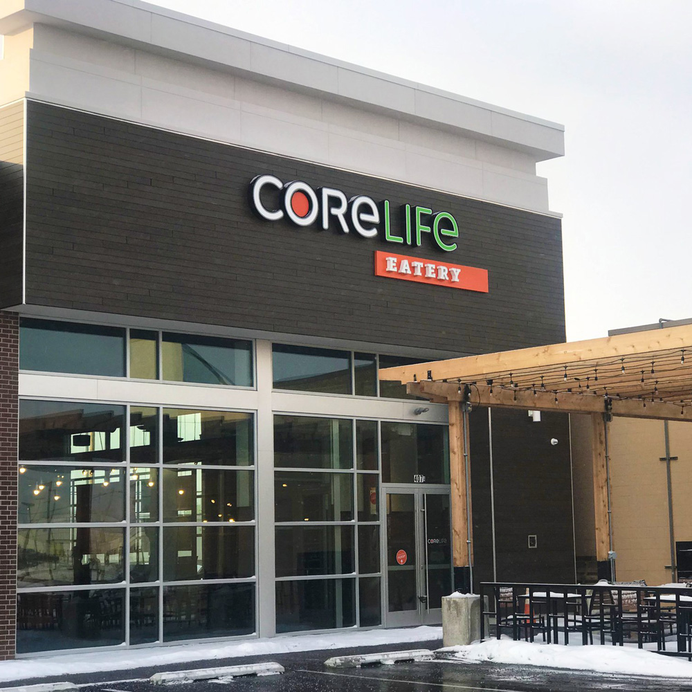 CoreLife Eatery Fort Wayne, IN Storefront