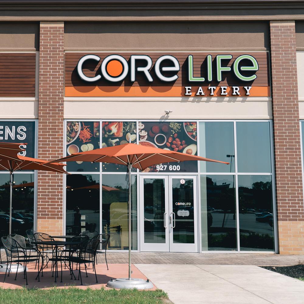 CoreLife Eatery Greece, NY Storefront