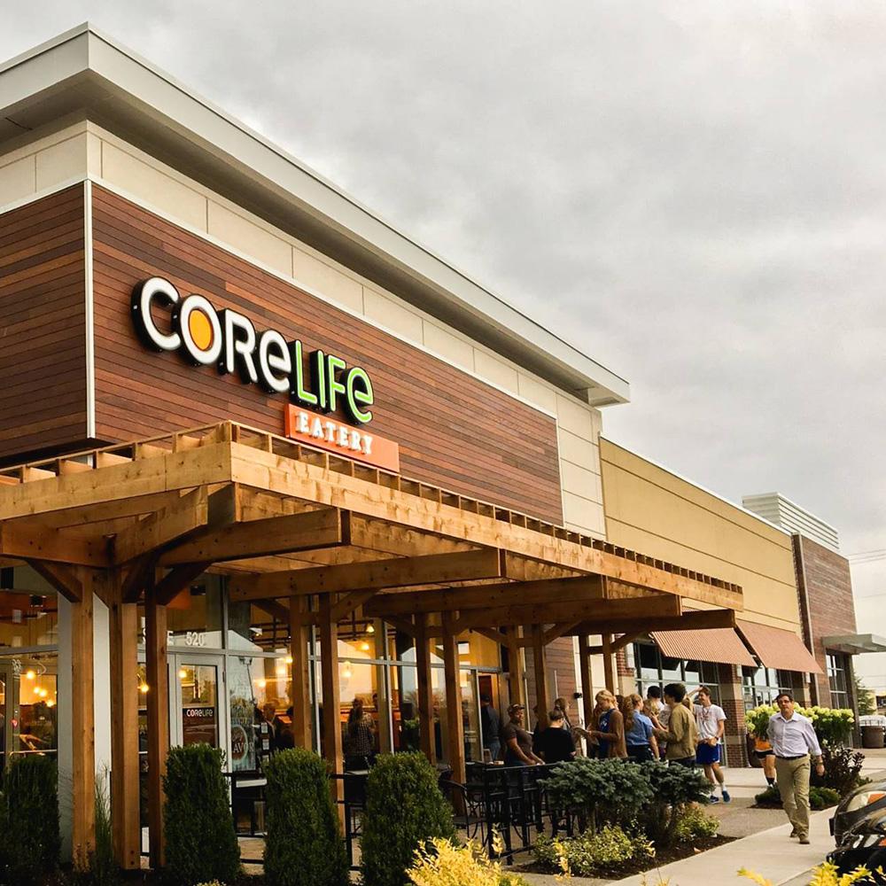CoreLife Eatery Henrietta, NY Storefront