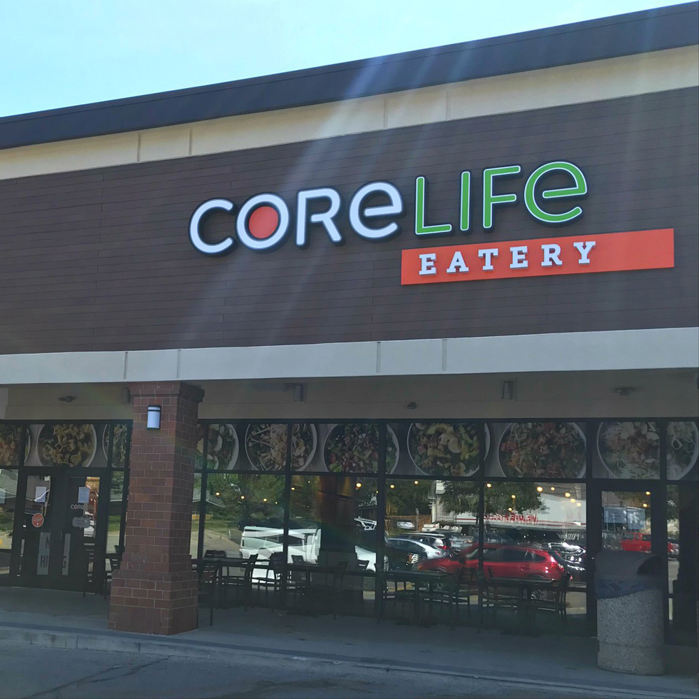 CoreLife Eatery Cincinnati, OH Storefront