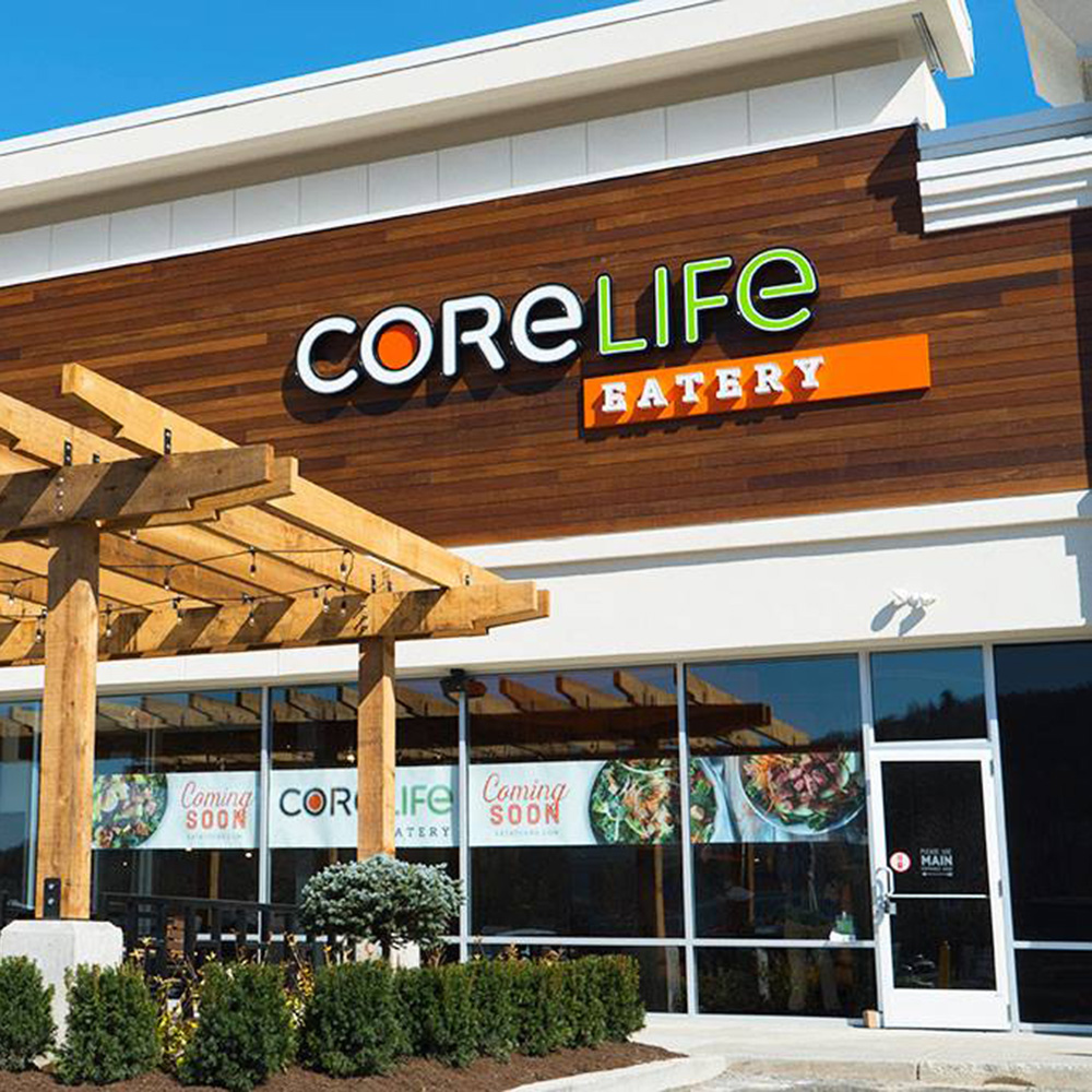 CoreLife Eatery Ithaca, NY Storefront