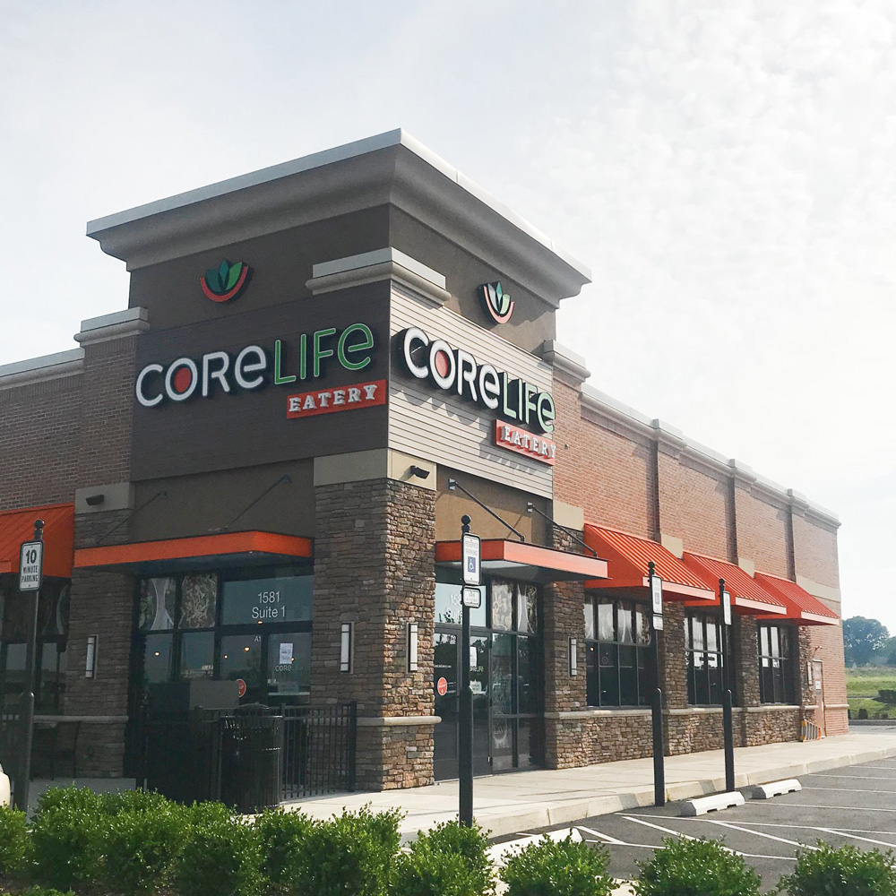 CoreLife Eatery Lancaster, PA Storefront