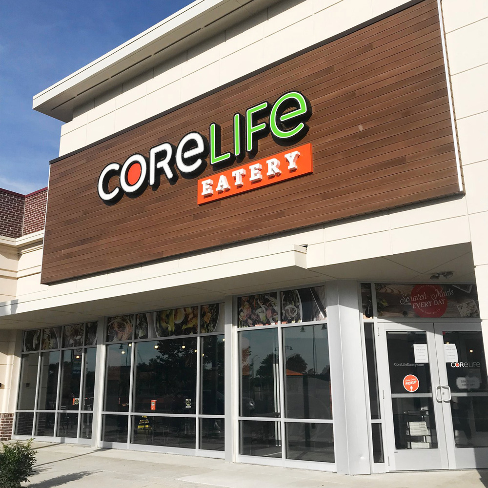 CoreLife Eatery: Healthy Restaurant in Columbus, OH (Lennox