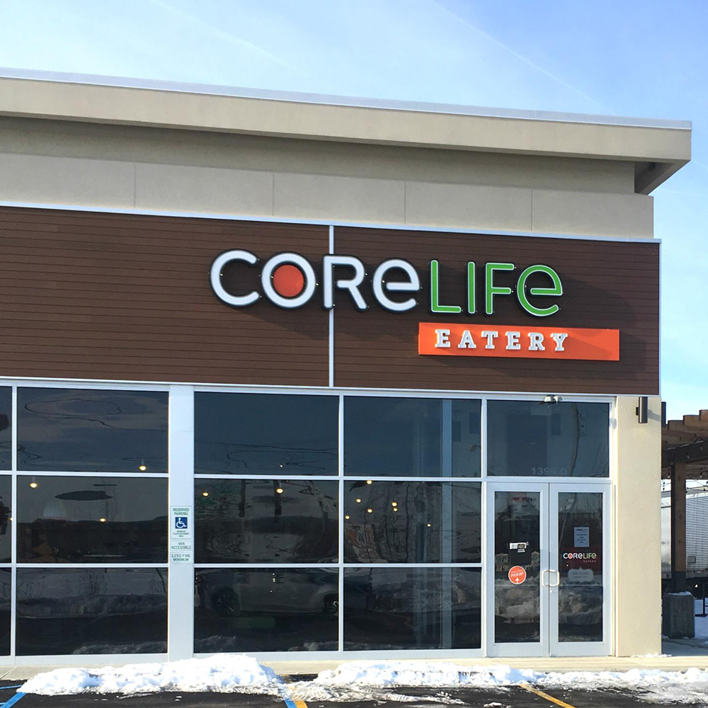 CoreLife Eatery Maumee, OH Storefront