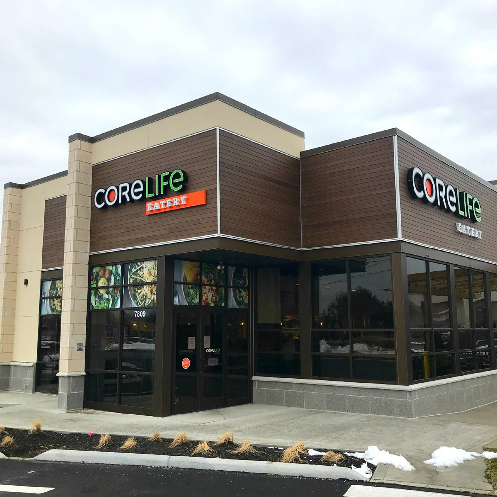 CoreLife Eatery Mentor, OH Storefront