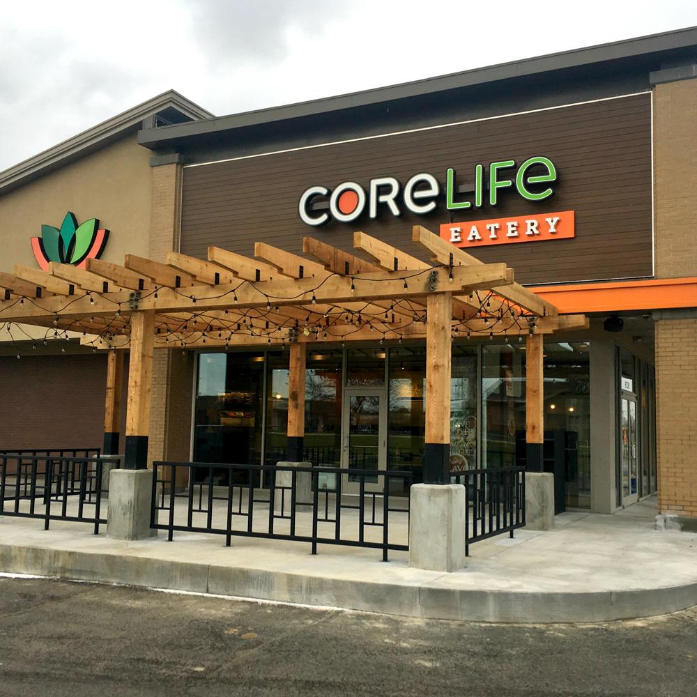 CoreLife Eatery Mishawaka, IN Storefront