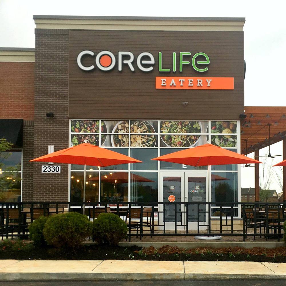 CoreLife Eatery Murfreesboro, TN Storefront