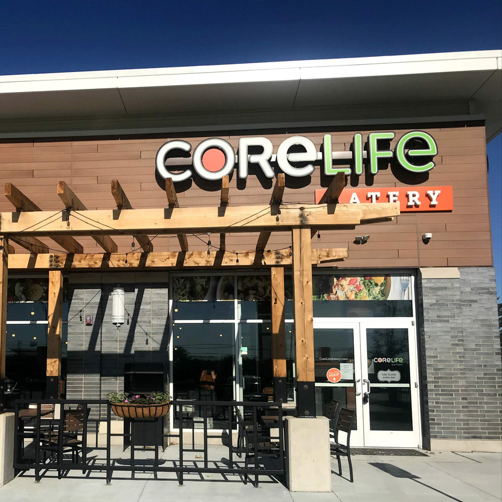CoreLife Eatery Normal, IL Storefront