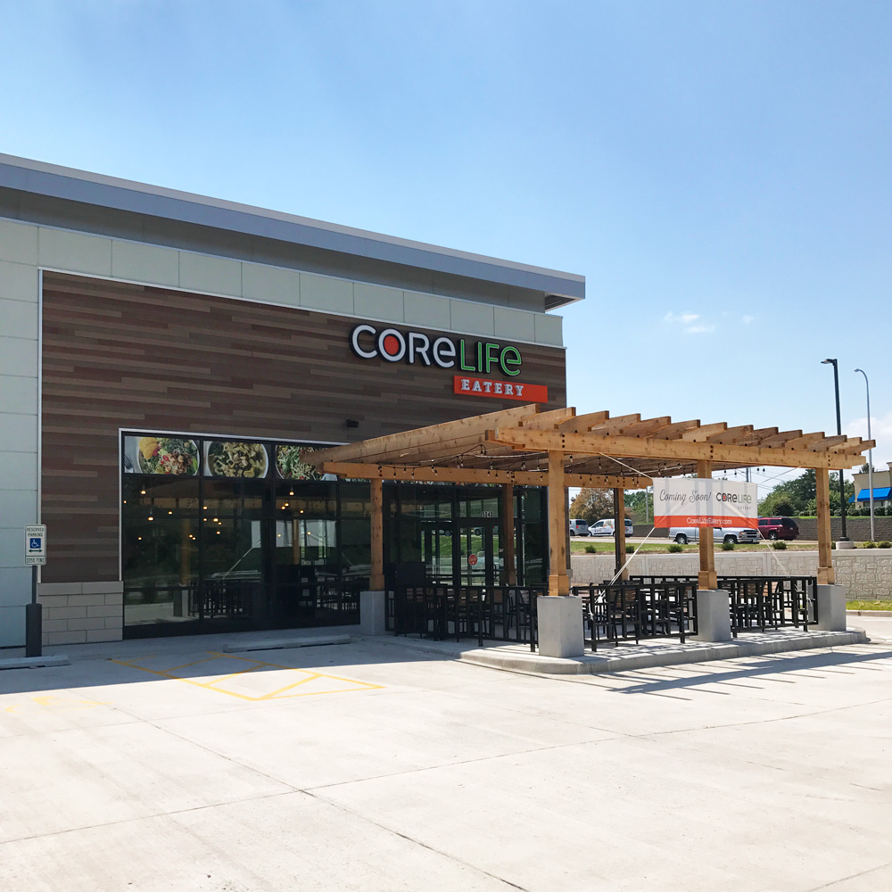 CoreLife Eatery Peoria, IL Storefront