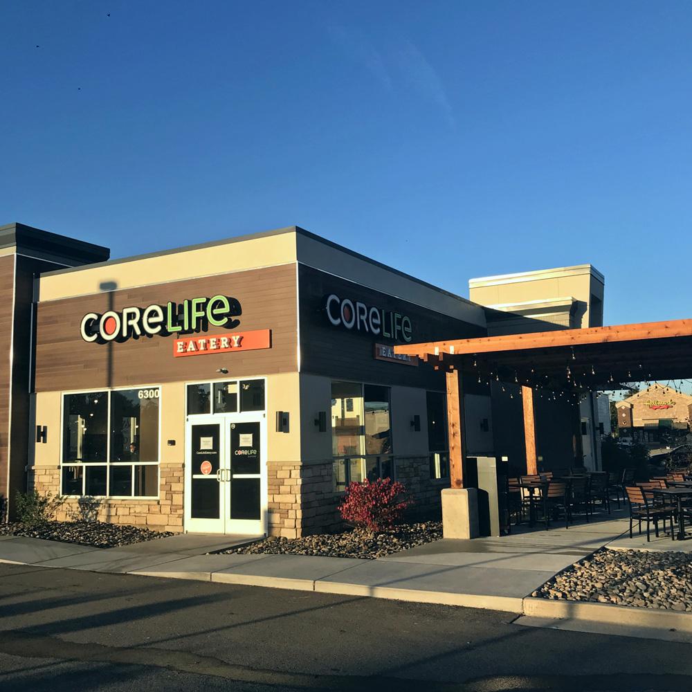 CoreLife Eatery Portage, MI Storefront