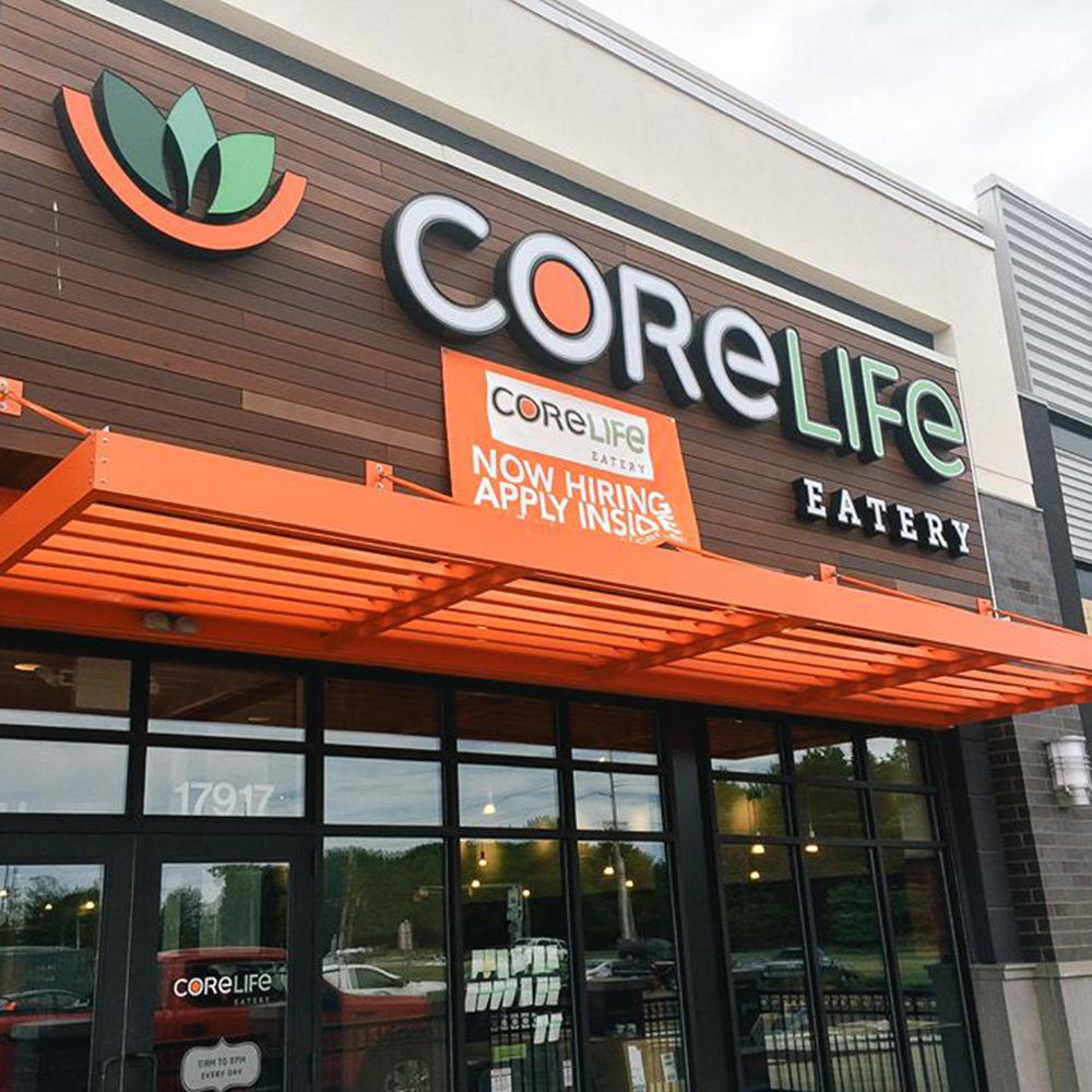 CoreLife Eatery Strongsville, OH Storefront