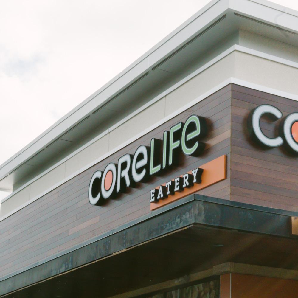 CoreLife Eatery Vestal, NY Storefront