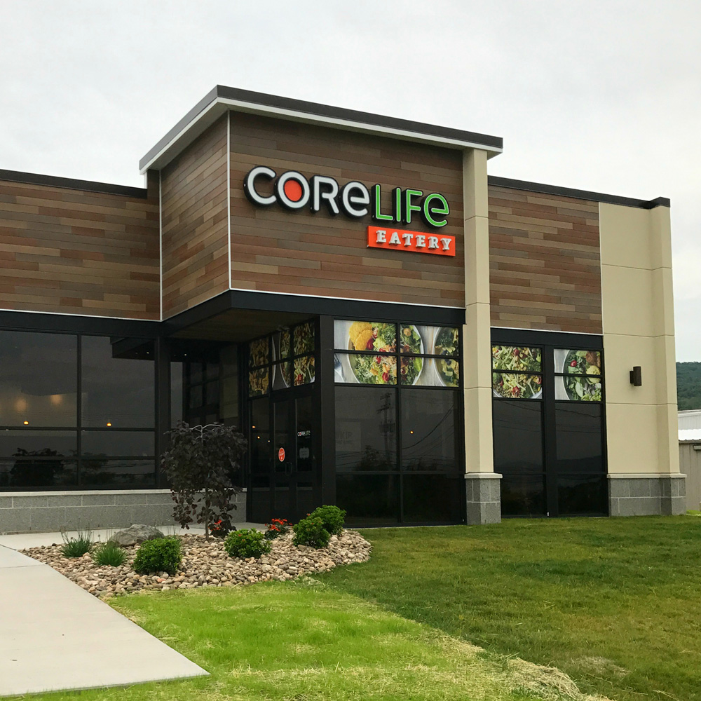 CoreLife Eatery Wilkes-Barre, PA Storefront