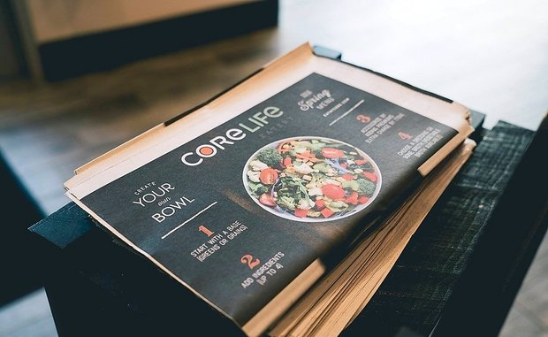 Corelife-eatery-menu-photo