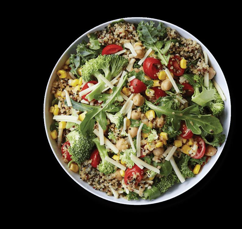 Menu Items | CoreLife Eatery